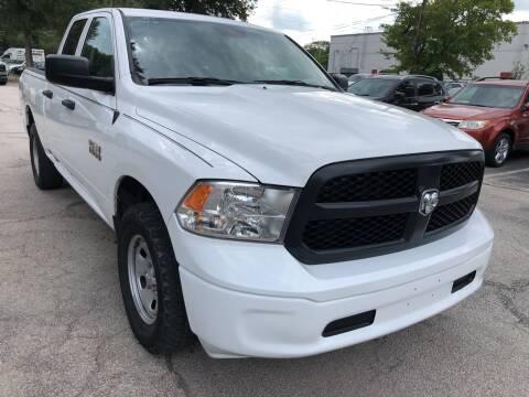 2017 RAM Ram Pickup 1500 for sale at PRESTIGE AUTOPLEX LLC in Austin TX