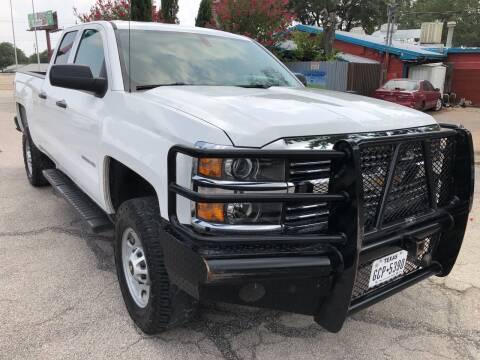 2015 Chevrolet Silverado 2500HD for sale at PRESTIGE AUTOPLEX LLC in Austin TX