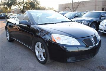 2007 Pontiac G6 for sale in Austin, TX