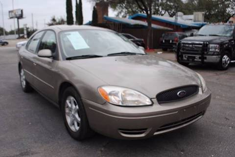 2005 Ford Taurus for sale in Austin, TX