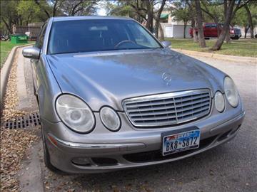 2006 Mercedes-Benz E-Class for sale in Austin, TX