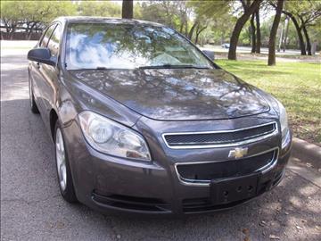 2011 Chevrolet Malibu for sale in Austin, TX