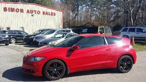 2011 Honda CR-Z for sale in Clayton, NC