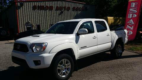 2013 Toyota Tacoma for sale in Clayton, NC
