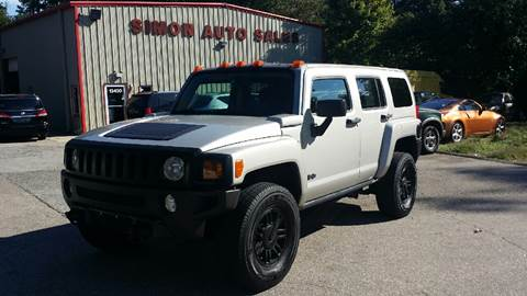 2007 HUMMER H3 for sale in Clayton, NC