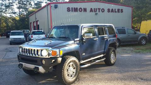 2008 HUMMER H3 for sale in Clayton, NC