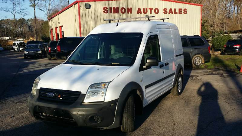 2010 Ford Transit Connect for sale at Simon's Auto Sales in Clayton NC
