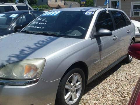 2004 Chevrolet Malibu Maxx for sale at Flag Motors in Islip Terrace NY