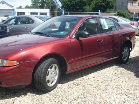 2003 Oldsmobile Alero for sale at Flag Motors in Islip Terrace NY