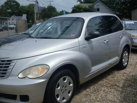 2006 Chrysler PT Cruiser for sale at Flag Motors in Islip Terrace NY