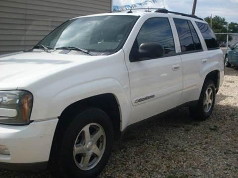 2004 Chevrolet TrailBlazer for sale at Flag Motors in Islip Terrace NY