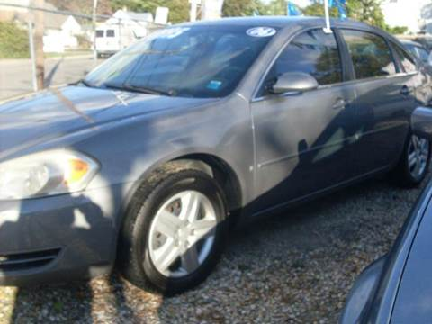 2006 Chevrolet Impala for sale at Flag Motors in Islip Terrace NY
