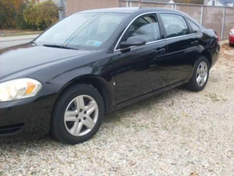 2008 Chevrolet Impala for sale at Flag Motors in Islip Terrace NY