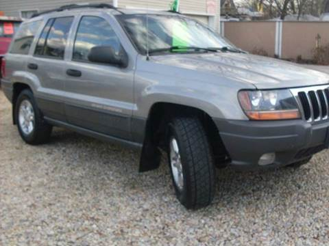 2001 Jeep Grand Cherokee for sale at Flag Motors in Islip Terrace NY