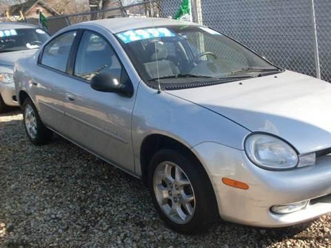 2000 Dodge Neon for sale at Flag Motors in Islip Terrace NY
