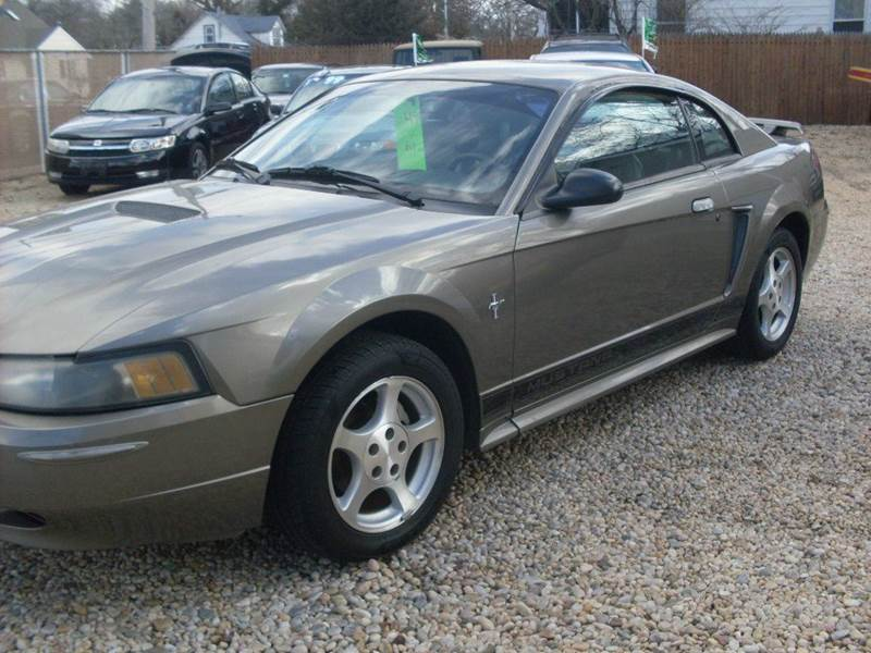 2002 Ford Mustang for sale at Flag Motors in Islip Terrace NY