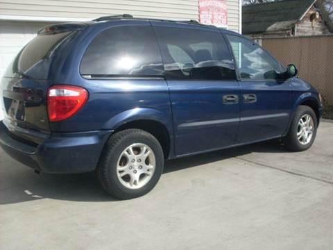 2003 Dodge Caravan for sale at Flag Motors in Islip Terrace NY