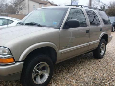 2002 Chevrolet Blazer for sale at Flag Motors in Islip Terrace NY