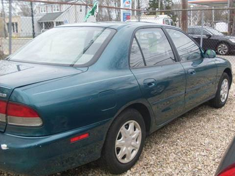 1997 Mitsubishi Galant for sale at Flag Motors in Islip Terrace NY