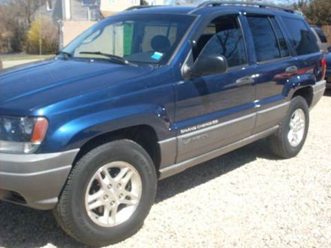 2002 Jeep Grand Cherokee for sale at Flag Motors in Islip Terrace NY