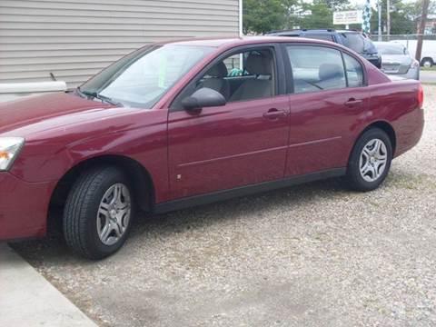 2006 Chevrolet Malibu for sale at Flag Motors in Islip Terrace NY