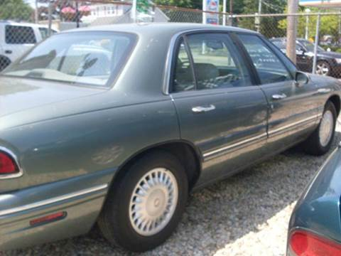 1999 Buick LeSabre for sale at Flag Motors in Islip Terrace NY