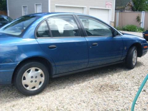 2001 Saturn S-Series for sale at Flag Motors in Islip Terrace NY