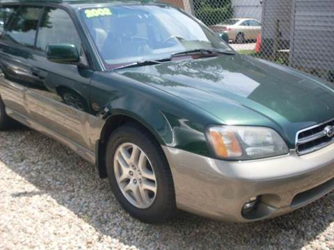 2002 Subaru Outback for sale at Flag Motors in Islip Terrace NY