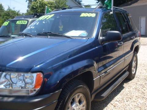 2000 Jeep Grand Cherokee for sale at Flag Motors in Islip Terrace NY
