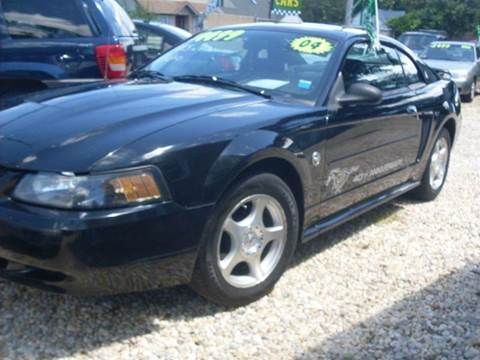 2004 Ford Mustang for sale at Flag Motors in Islip Terrace NY
