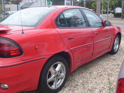 2001 Pontiac Grand Am for sale at Flag Motors in Islip Terrace NY
