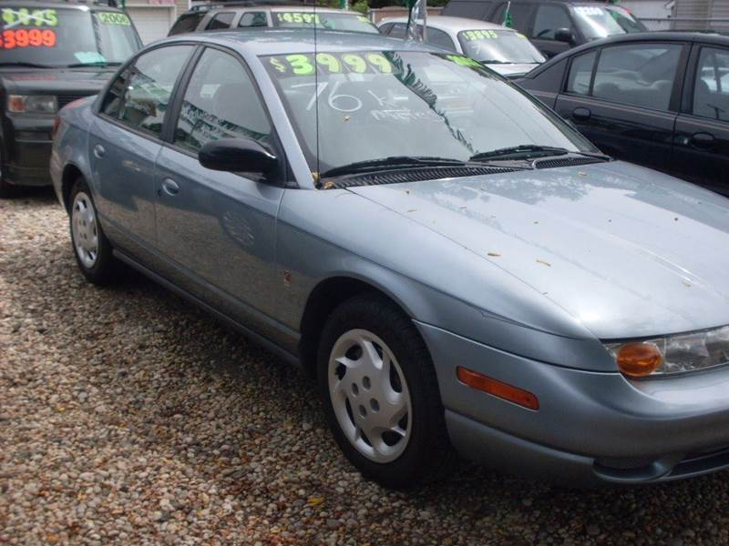 2002 Saturn S Series Sl2 4dr Sedan In Islip Terrace Ny Flag Motors