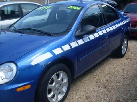 2004 Dodge Neon for sale at Flag Motors in Islip Terrace NY