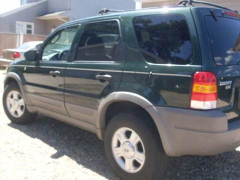 2002 Ford Escape for sale at Flag Motors in Islip Terrace NY