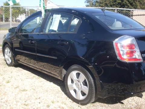 2007 Nissan Sentra for sale at Flag Motors in Islip Terrace NY