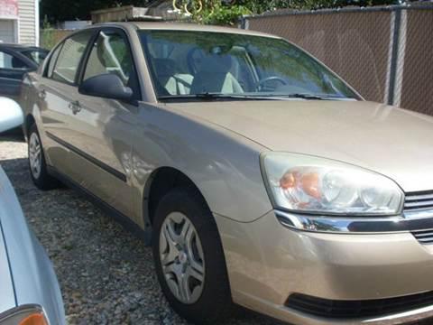 2004 Chevrolet Malibu for sale at Flag Motors in Islip Terrace NY