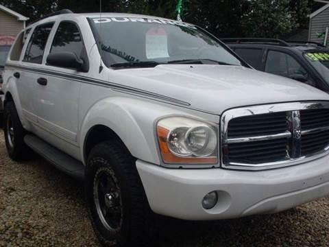 2005 Dodge Durango for sale at Flag Motors in Islip Terrace NY