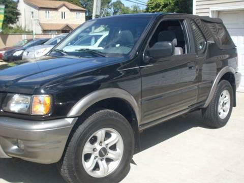 2002 Isuzu Rodeo Sport for sale at Flag Motors in Islip Terrace NY