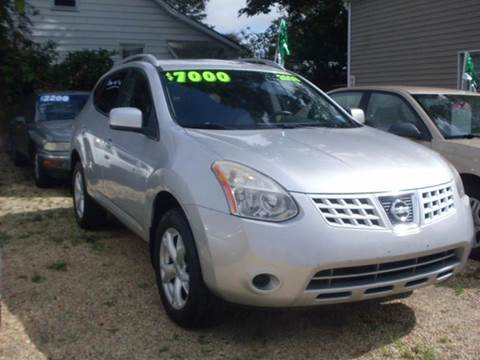 2008 Nissan Rogue for sale at Flag Motors in Islip Terrace NY
