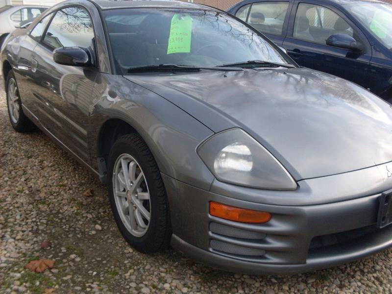 gs mitsubishi eclipse springfield in hatchback veh sold mo