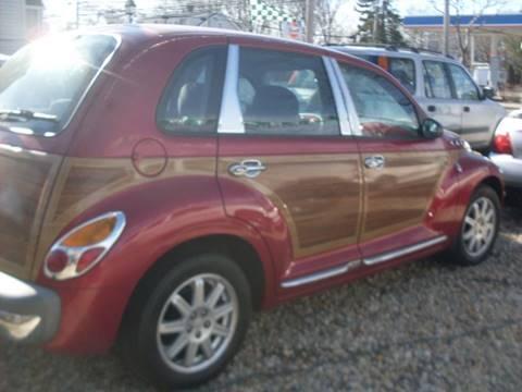 2003 Chrysler PT Cruiser for sale at Flag Motors in Islip Terrace NY