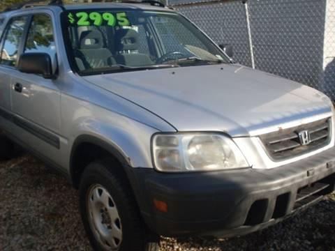 1999 Honda CR-V for sale at Flag Motors in Islip Terrace NY