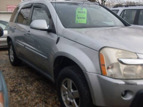 2006 Chevrolet Equinox for sale at Flag Motors in Islip Terrace NY