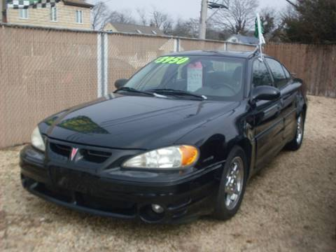2003 Pontiac Grand Am for sale at Flag Motors in Islip Terrace NY
