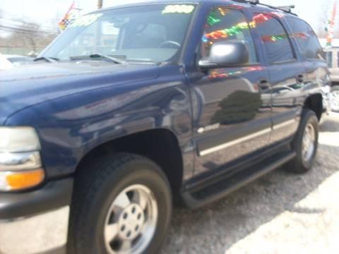 2003 Chevrolet Tahoe for sale at Flag Motors in Islip Terrace NY