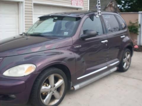 2004 Chrysler PT Cruiser for sale at Flag Motors in Islip Terrace NY