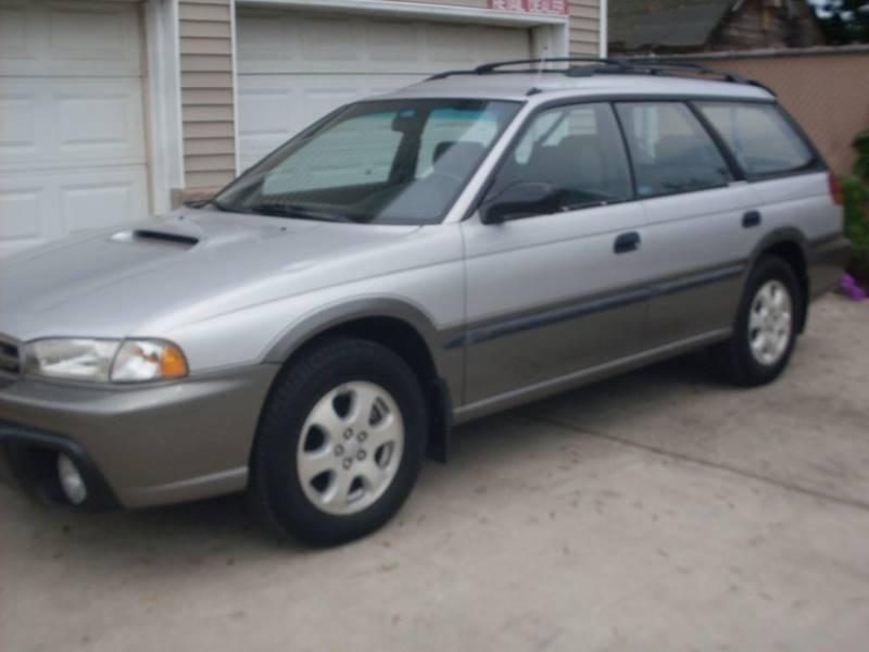 1999 Subaru Legacy for sale at Flag Motors in Islip Terrace NY