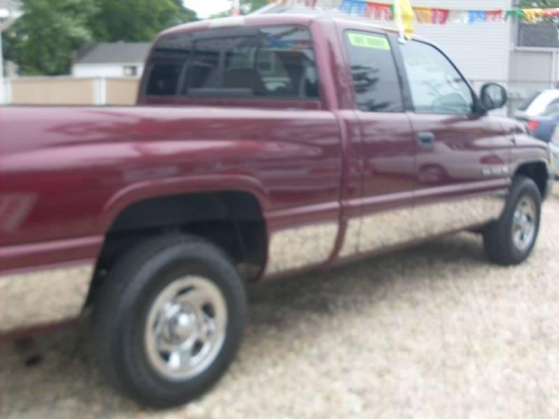 2001 Dodge Ram Pickup 1500 for sale at Flag Motors in Islip Terrace NY