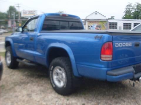 2000 Dodge Dakota for sale at Flag Motors in Islip Terrace NY