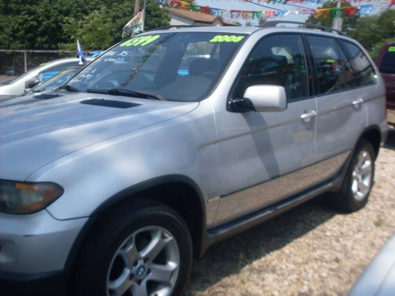 2005 BMW X5 for sale at Flag Motors in Islip Terrace NY